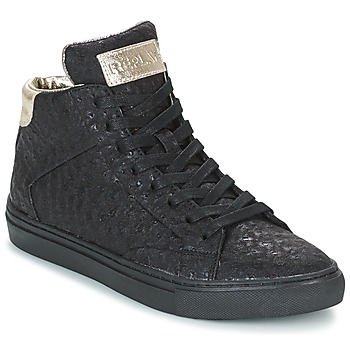 Chaussures Femme Baskets montantes Replay HALL Noir