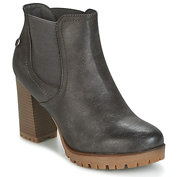 Chaussures Femme Bottines Refresh PALLOMA Gris