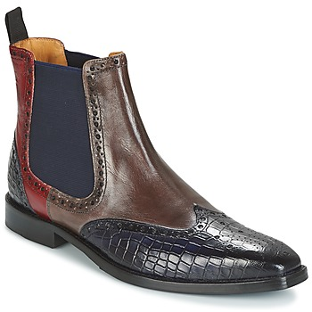 Chaussures Homme Boots Melvin & Hamilton MARTIN 5 Marron