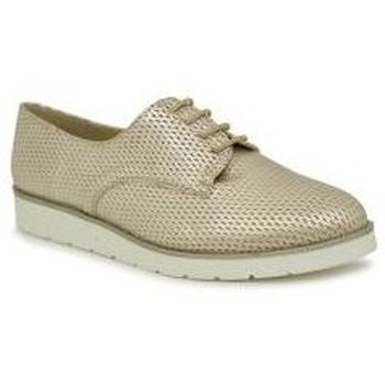 Chaussures Femme Ville basse Chamby 6201 Or Or