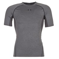 Vêtements Homme T-shirts manches courtes Under Armour ARMOUR HG SS Gris