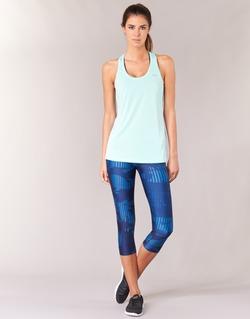 Vêtements Femme Leggings Under Armour UA HG ARMOUR GRAPHIC CAPRI Bleu