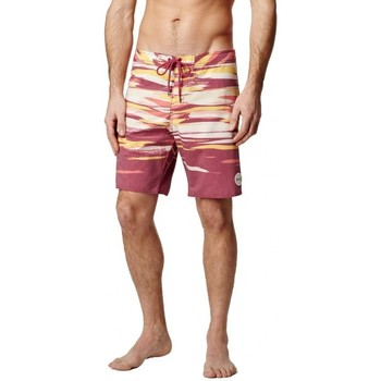 Vêtements Homme Maillots / Shorts de bain O'neill Boardshort  Pm For The Ocean - Red Aop Rouge