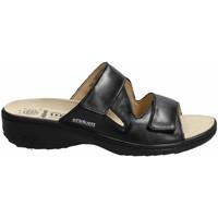 Chaussures Femme Sandales et Nu-pieds Mephisto Sandales GEVA Noir