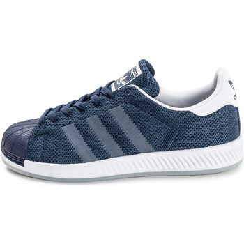 Chaussures Homme Baskets basses adidas Originals Superstar Bounce Bleu