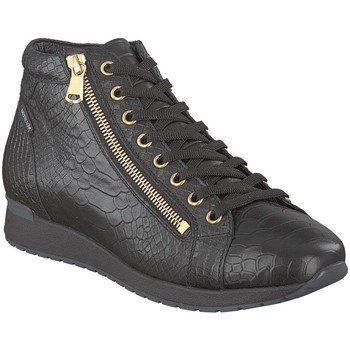 Chaussures Femme Boots Mephisto Boots NOLWENN Noir