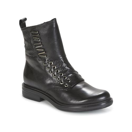 Chaussures Femme Boots Mjus CAFE Noir