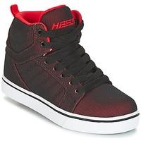 Chaussures Garçon Chaussures à roulettes Heelys UPTOWN Noir / Rouge