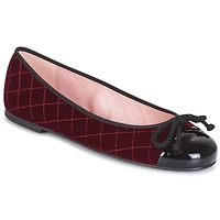 Chaussures Femme Bottines Pretty Ballerinas SHADEN Bordeaux