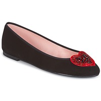 Chaussures Femme Bottines Pretty Ballerinas KORET Black