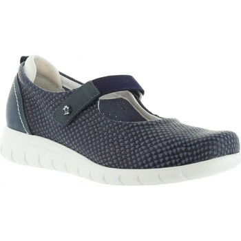 Chaussures Femme Ville basse Panama Jack BELLY SNAKE B1 Azul