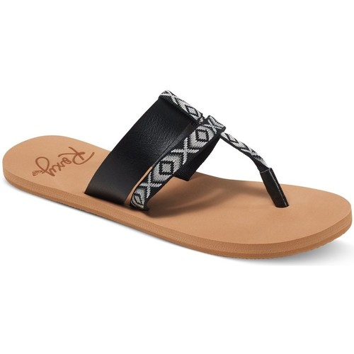 Chaussures Femme Tongs Roxy Kahula - Chanclas NEGRO