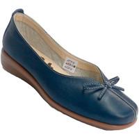 Chaussures Femme Mocassins 48 Horas Type de cale de chaussure femme manoleti azul