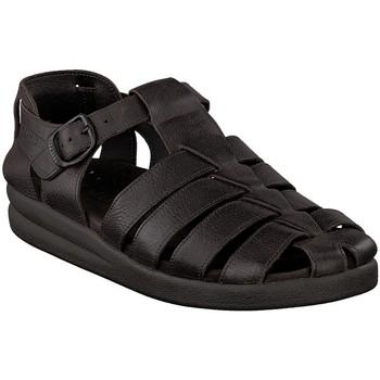 Chaussures Homme Sandales et Nu-pieds Mephisto Sandale cuir SAM Marron