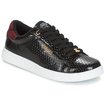 Chaussures Femme Baskets basses Le Temps des Cerises SACHA Noir