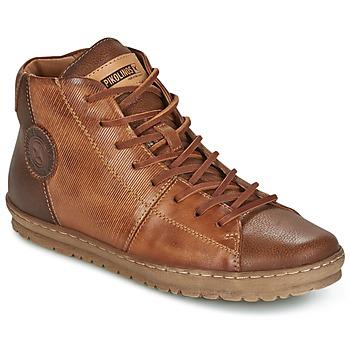 Chaussures Femme Baskets montantes Pikolinos LAGOS 901 Marron