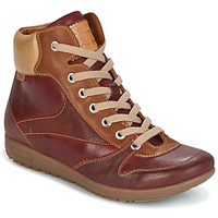 Chaussures Femme Baskets montantes Pikolinos LISBOA W67 Bleu