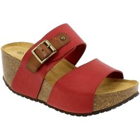 Chaussures Femme Mules Santafe santa today rouge