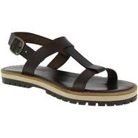 Chaussures Femme Sandales et Nu-pieds Antichi Romani 087 marron