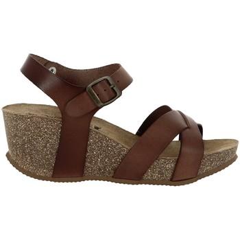 Chaussures Femme Mules La Maison De L'espadrille 3547 marron