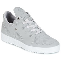Chaussures Homme Baskets basses Cash Money STATES Gris / Blanc