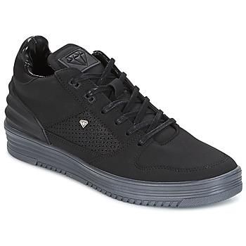 Chaussures Homme Baskets basses Cash Money STATES Noir / Gris