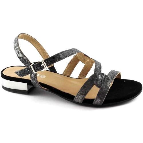 Chaussures Femme Sandales et Nu-pieds Igi&co IGI-E17-78300-NE Nero