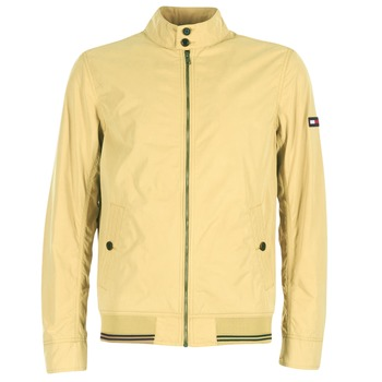 Vêtements Homme Blousons Hilfiger Denim THDM BASIC HARRINGTON Beige