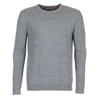 Vêtements Homme Pulls Tommy Jeans THDM BASIC CN SWEATER 11 Gris