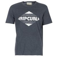 Vêtements Homme T-shirts manches courtes Rip Curl BIG MAMA DIAMOND Noir