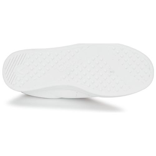 DEPORTIVO BASKET PIEL Victoria baskets basses femme blanc / gris