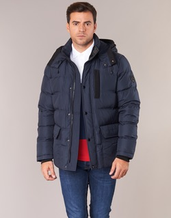 Vêtements Homme Doudounes Tommy Hilfiger TOMMY DOWN HDD BOMBE Marine