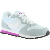 Chaussures Femme Baskets mode Nike 749869 MD RUNNER 2 Blanco