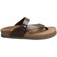 Chaussures Homme Sandales et Nu-pieds Mephisto NIELS cuir NIELS Marron