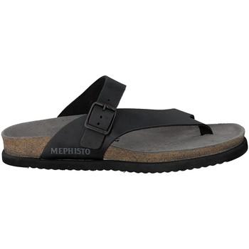 Chaussures Homme Sandales et Nu-pieds Mephisto Sandales NIELS Noir