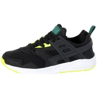 Chaussures Homme Baskets mode Fila Basket Fleetwood Low Black Noir