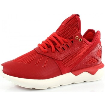 Chaussures Homme Baskets basses adidas Originals Tubular Runner CNY Rouge