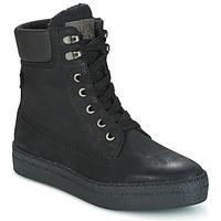 Chaussures Femme Baskets montantes Bullboxer GANDIA Noir