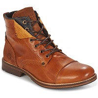 Chaussures Homme Boots Bullboxer BEN Cognac