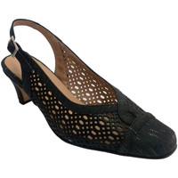 Chaussures Femme Sandales et Nu-pieds Trebede Porte-chaussures dos nu robe femme Trebe negro