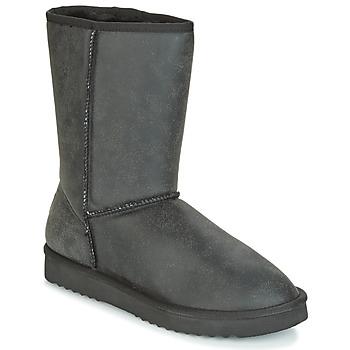 Chaussures Femme Bottes ville Esprit UMA VINTAGE BOOTIE Noir