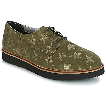 Chaussures Femme Derbies Ippon Vintage JAMES SKY Kaki
