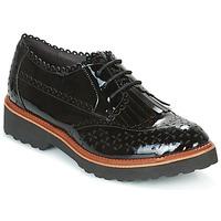 Chaussures Femme Derbies Mam'Zelle ROSEAU Noir