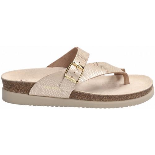 Mephisto Sandales HELEN ées Marron - Chaussures Sandale Femme