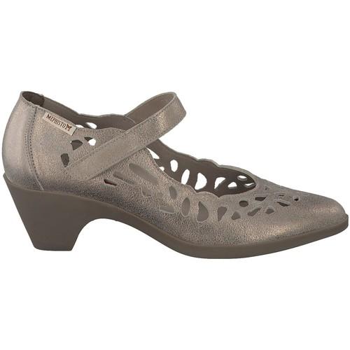 Chaussures Femme Escarpins Mephisto Trotteurs MACARIA Marron