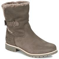 Chaussures Femme Boots Panama Jack FELIA Gris