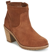 Chaussures Femme Bottines Panama Jack ARLES Marron