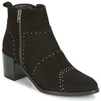 Chaussures Femme Bottines Regard RAPAGA Noir