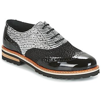 Chaussures Femme Derbies Regard RIF2 Noir