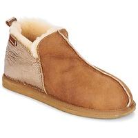 Chaussures Femme Chaussons Shepherd ANNIE Cognac